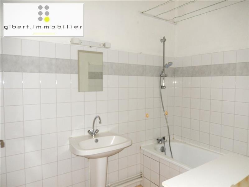 Rental apartment Le puy en velay 305,79€ CC - Picture 3