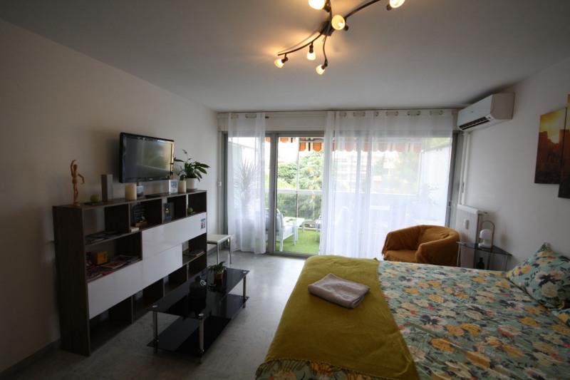Aрендa квартирa Juan-les-pins 690€ CC - Фото 5