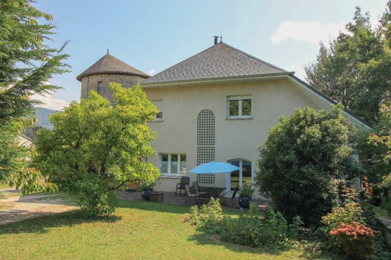 Sale house / villa Sainte helene du lac 370000€ - Picture 1