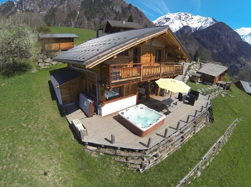 Deluxe sale house / villa Chamonix mont blanc 798000€ - Picture 11