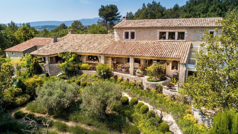 casa Beaumettes 1300000€ - Fotografia 1