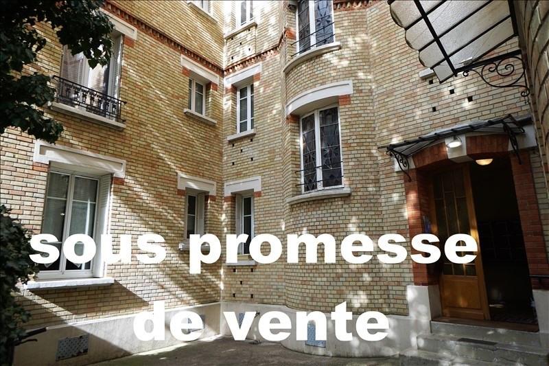 Revenda apartamento Bois colombes 386000€ - Fotografia 1