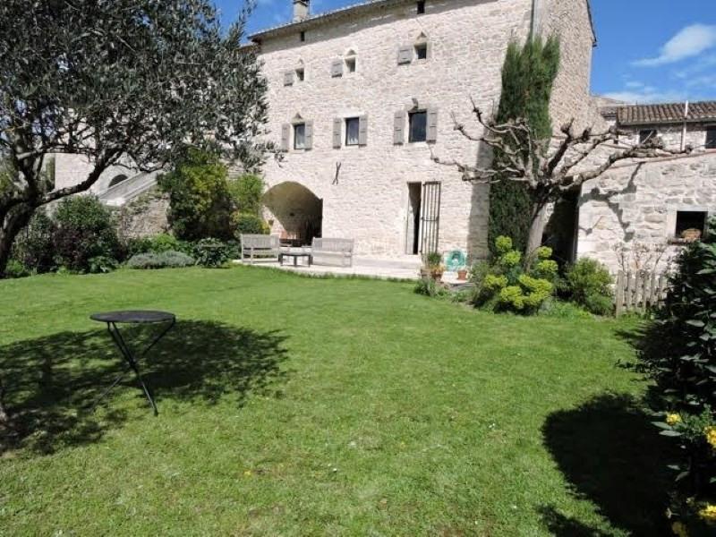 Verkoop van prestige  huis Barjac 469000€ - Foto 10