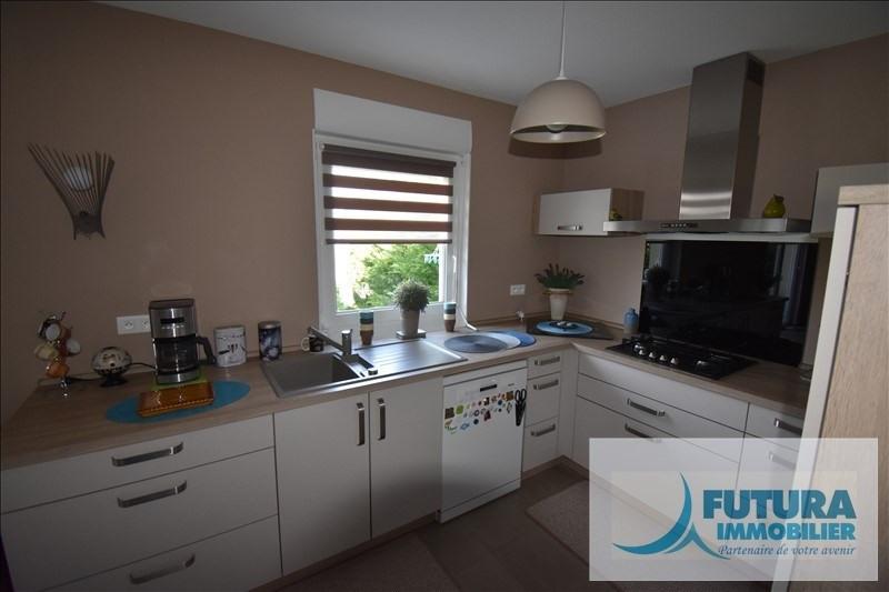 Sale house / villa Woippy 221500€ - Picture 6