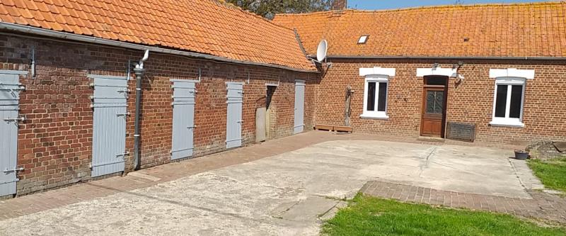Vente maison / villa Campagne de thérouanne 170000€ - Photo 2
