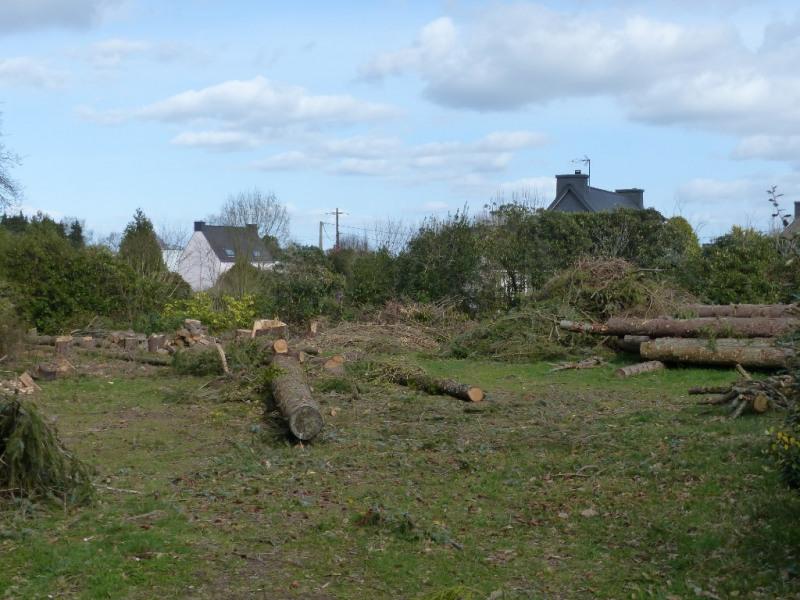 Vente terrain Rosporden 43500€ - Photo 1