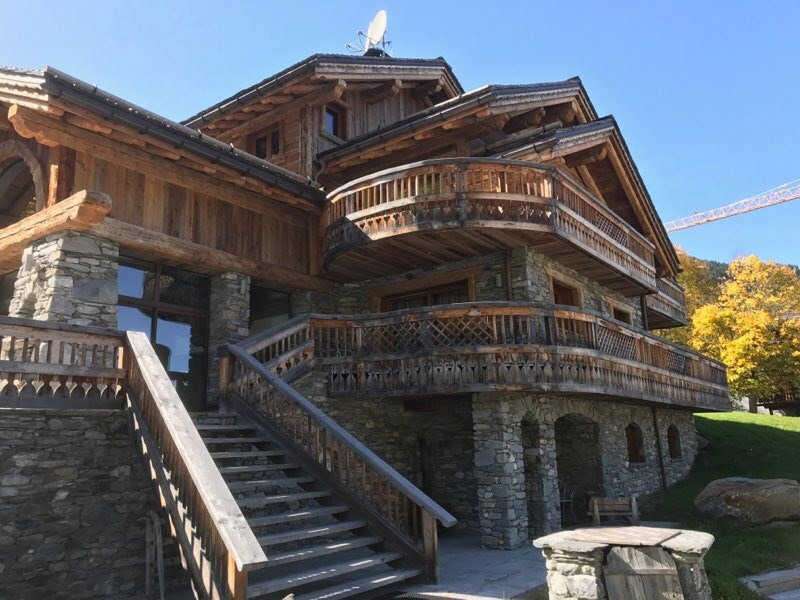 Vente de prestige appartement Meribel 1 069 500€ - Photo 1