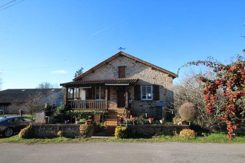 Sale house / villa Najac 137800€ - Picture 1