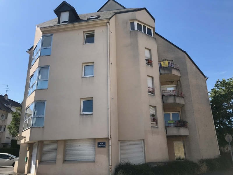 Sale apartment Caen 137000€ - Picture 8