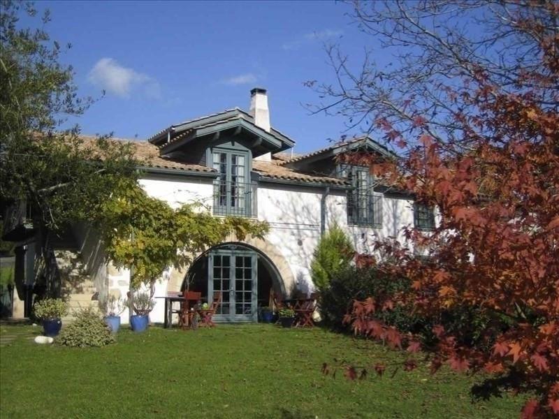 Vente de prestige maison / villa Biarritz 1290000€ - Photo 1