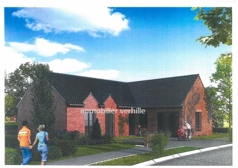 Sale building Fleurbaix 322000€ - Picture 1
