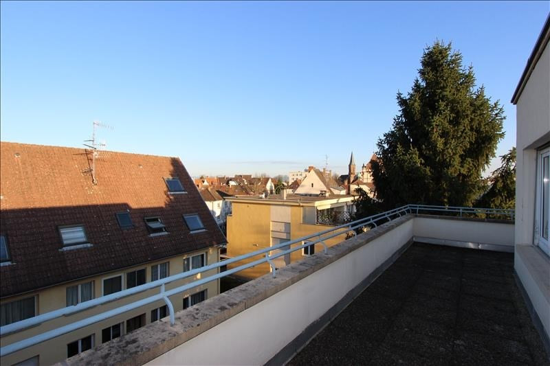 Sale apartment Strasbourg 212 000€ - Picture 1