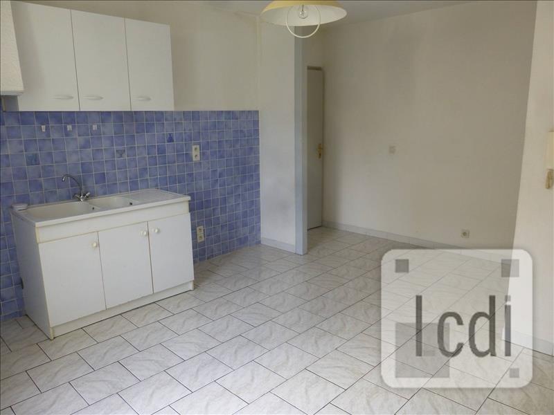 Vente appartement Le teil 39000€ - Photo 2