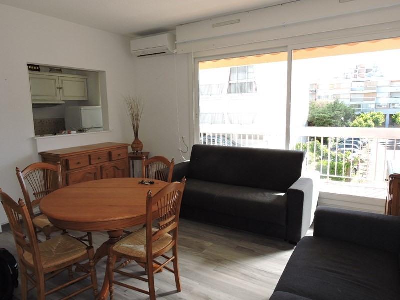 Affitto per le ferie appartamento La grande motte 585€ - Fotografia 3