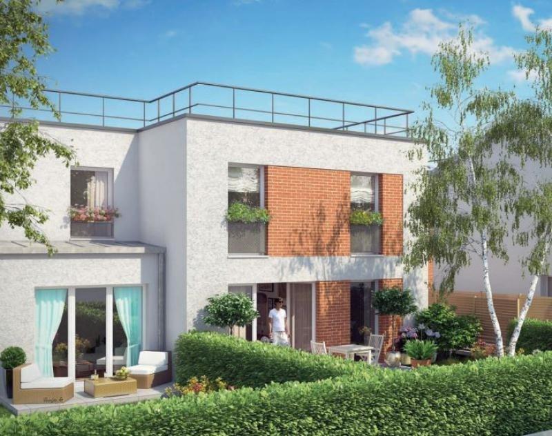 Vente maison / villa Villejuif 485850€ - Photo 1