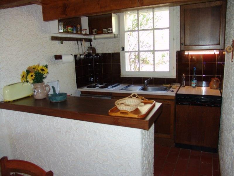 Location vacances maison / villa La croix valmer 1600€ - Photo 4