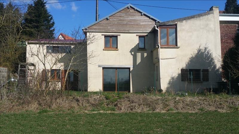 Sale house / villa Courcelles le comte 161900€ - Picture 1