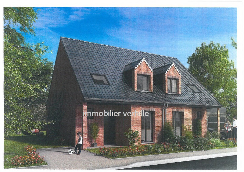 Sale building Fleurbaix 220 000€ - Picture 1
