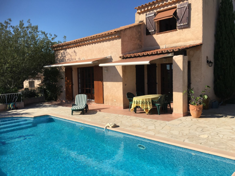 Location vacances maison / villa Les issambres 2 520€ - Photo 3