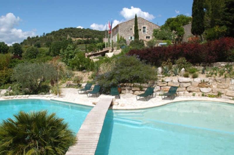 Vente de prestige maison / villa Goudargues 1550000€ - Photo 1
