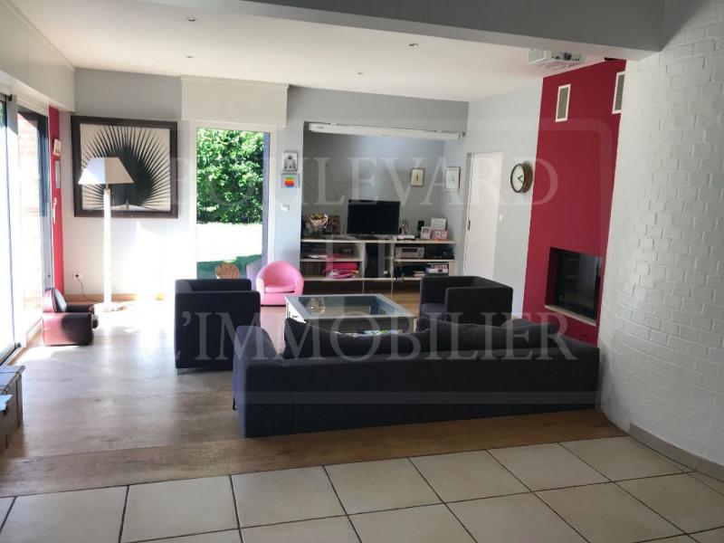 Deluxe sale house / villa Mouvaux 679000€ - Picture 2