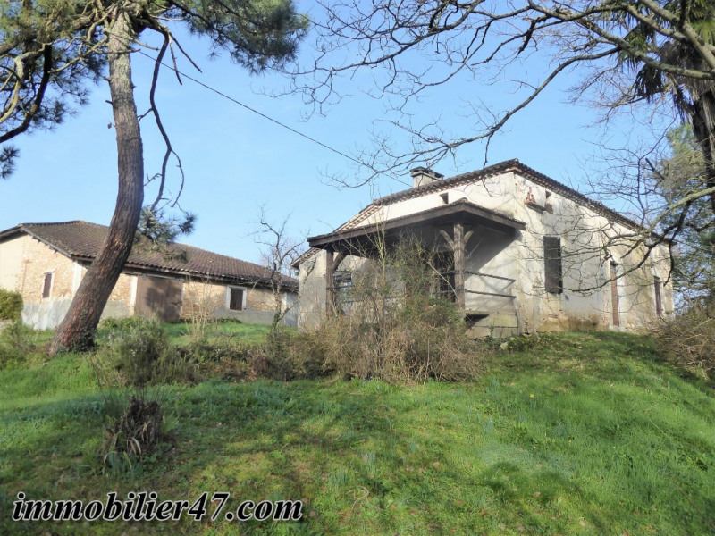 STONE COUNTRY HOUSE TO RENOVATE-GRANGES SUR LOT