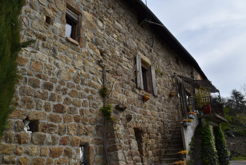 Sale house / villa Vals les bains 490000€ - Picture 9