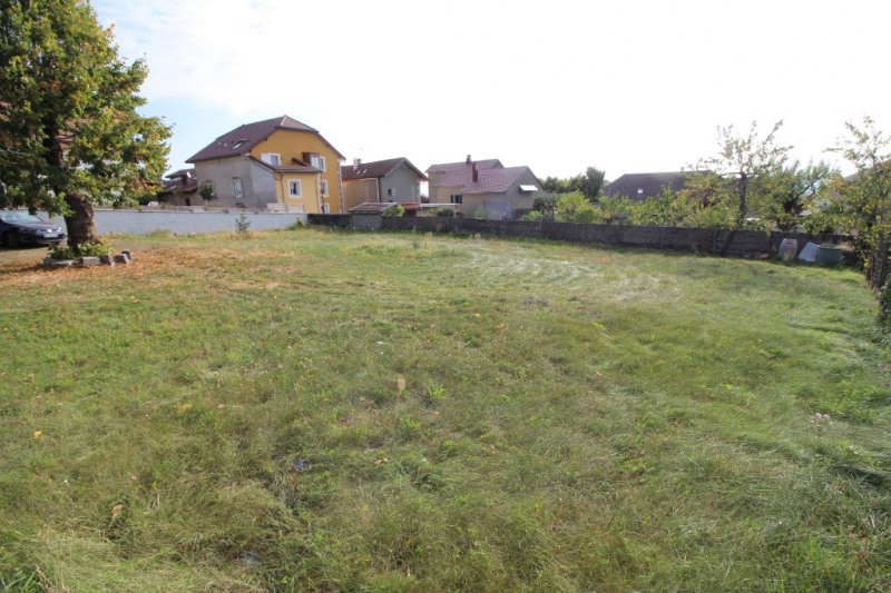 Vente terrain Crozet 295 000€ - Photo 1