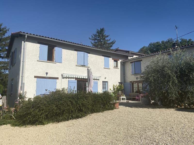 Sale house / villa Salaise sur sanne 495000€ - Picture 1