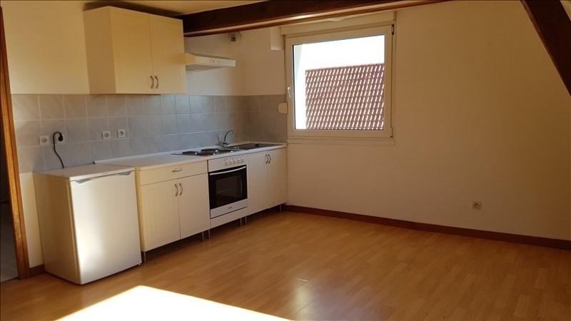 Rental apartment Lauterbourg 440€ CC - Picture 2