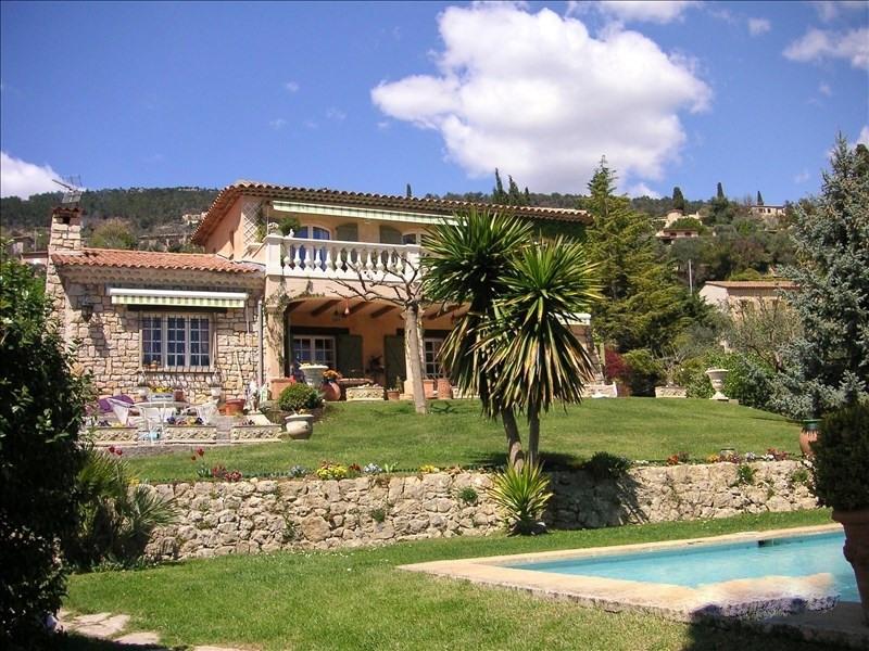 Vente de prestige maison / villa Speracedes 792000€ - Photo 2