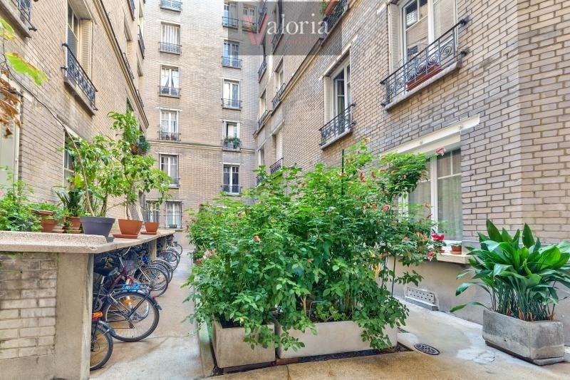 Vente appartement Paris 17ème 599000€ - Photo 7