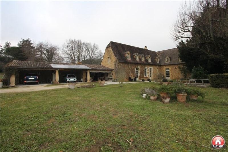 Deluxe sale house / villa Sarlat la caneda 948000€ - Picture 2