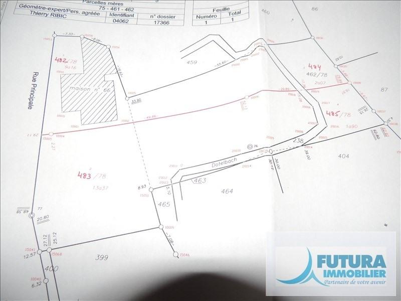Vente terrain Betting 82000€ - Photo 5