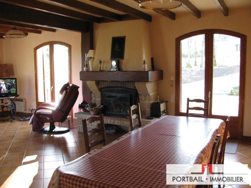 Sale house / villa Rauzan 430000€ - Picture 4