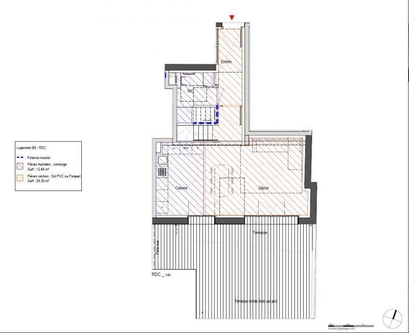Vente appartement Clamart 650000€ - Photo 5
