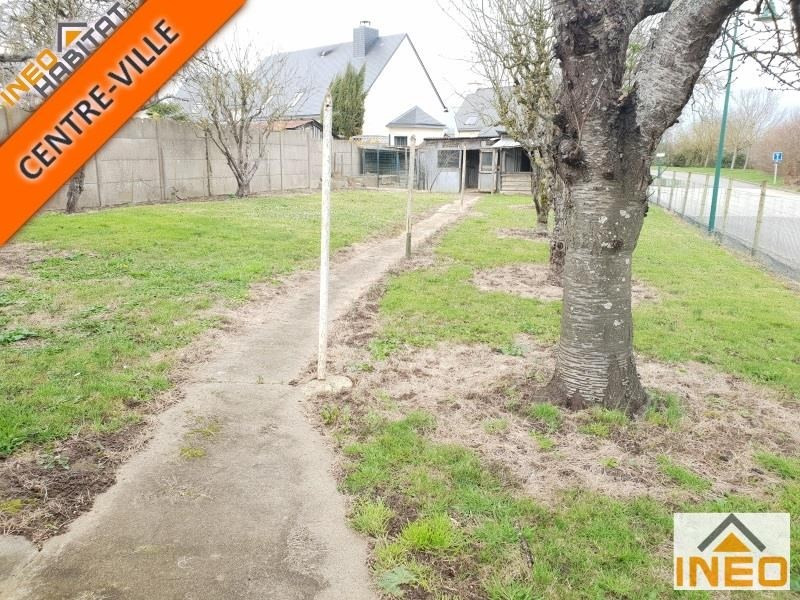 Vente terrain Montfort 108 000€ - Photo 1