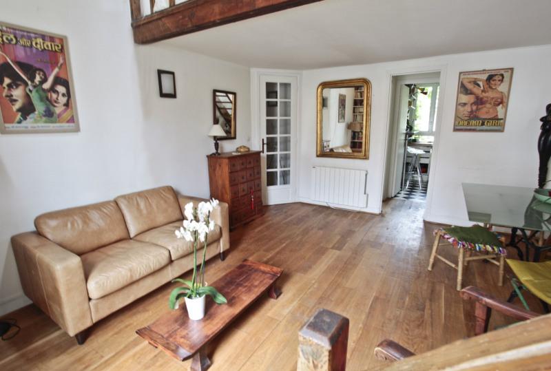 Sale apartment Paris 14ème 598000€ - Picture 2