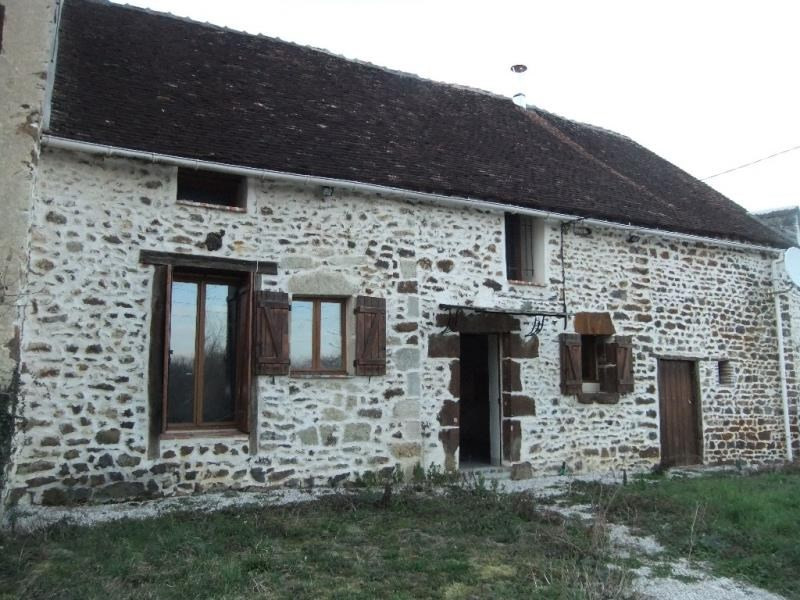 Sale house / villa Treigny 99000€ - Picture 1