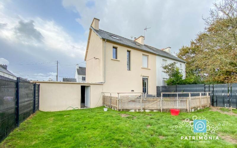 Vente maison / villa Clohars carnoet 177650€ - Photo 8