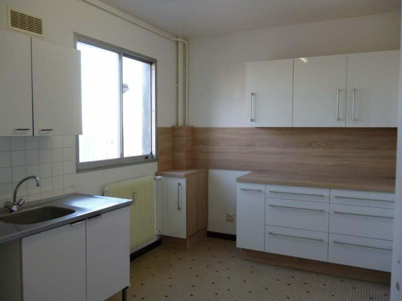 Rental apartment Herouville st clair 515€ CC - Picture 2