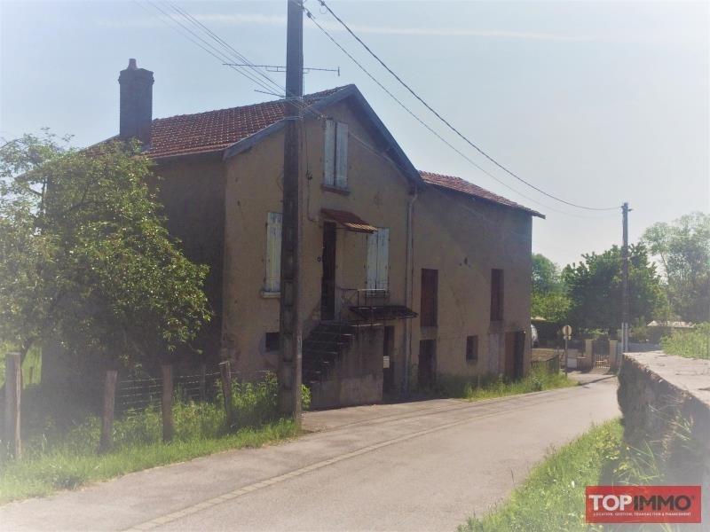 Sale house / villa Herimenil 83000€ - Picture 5