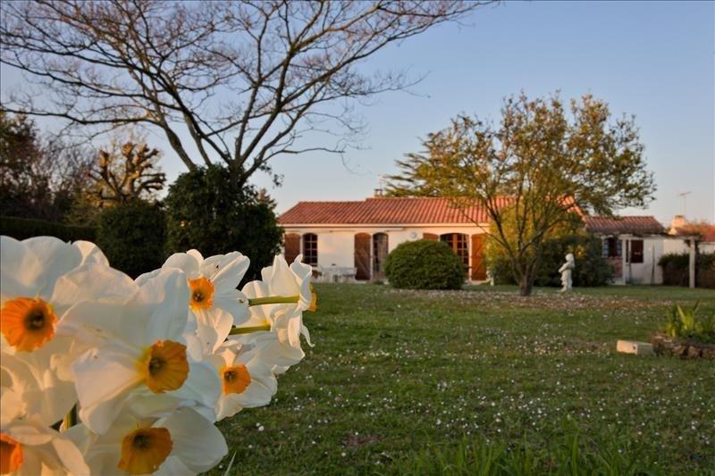 Sale house / villa St benoist sur mer 259925€ - Picture 3