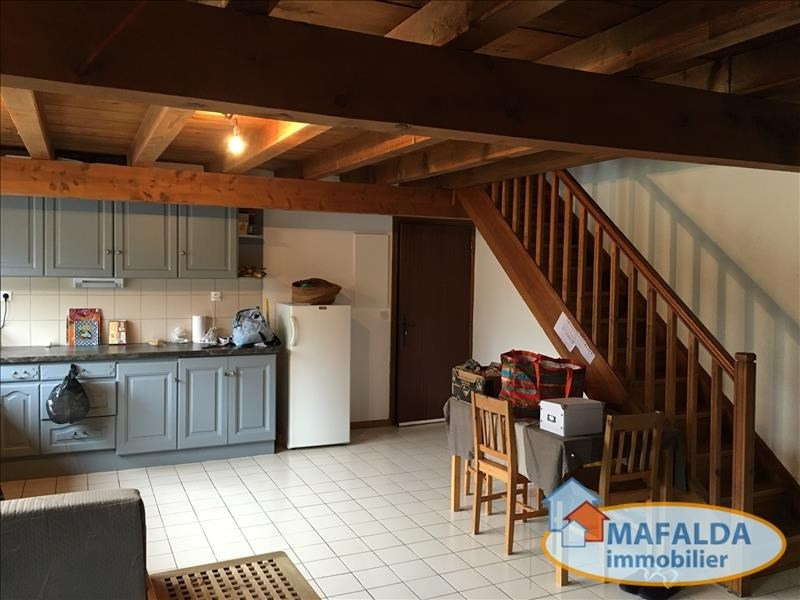 Vente immeuble Mont saxonnex 370 000€ - Photo 1