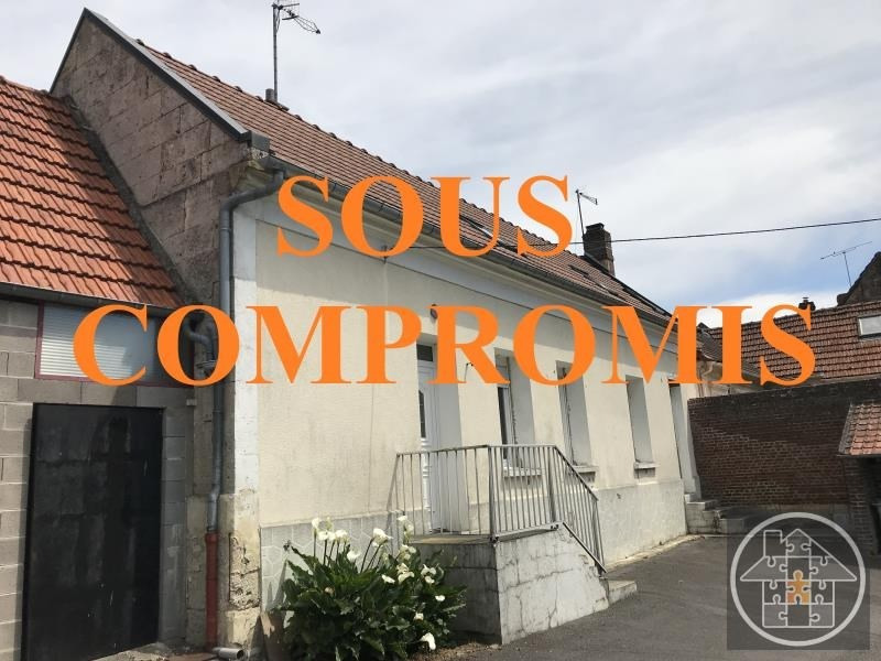 Sale house / villa Cambronne les ribecourt 188 000€ - Picture 1