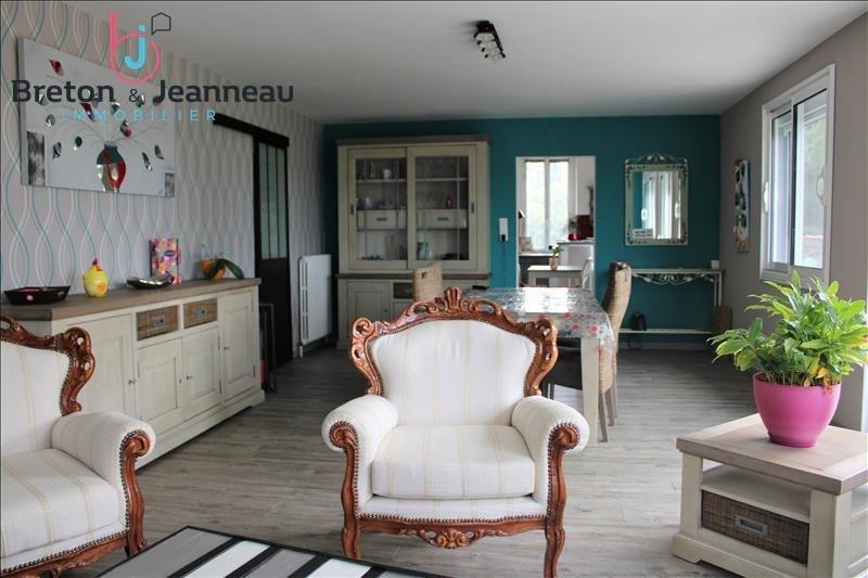 Vente maison / villa Coudray 218400€ - Photo 3