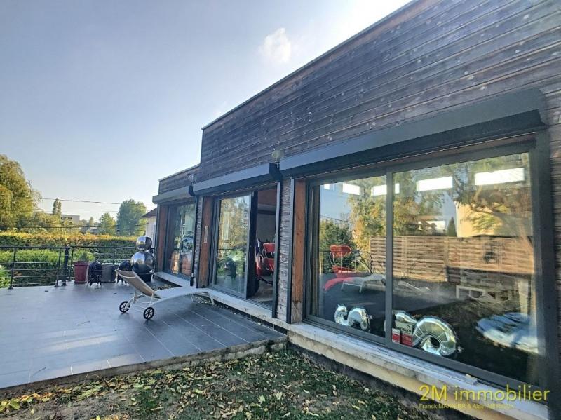 Sale house / villa Le mee sur seine 597000€ - Picture 1