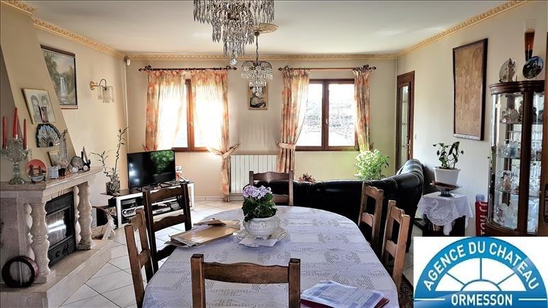 Vente maison / villa Ormesson sur marne 442000€ - Photo 1