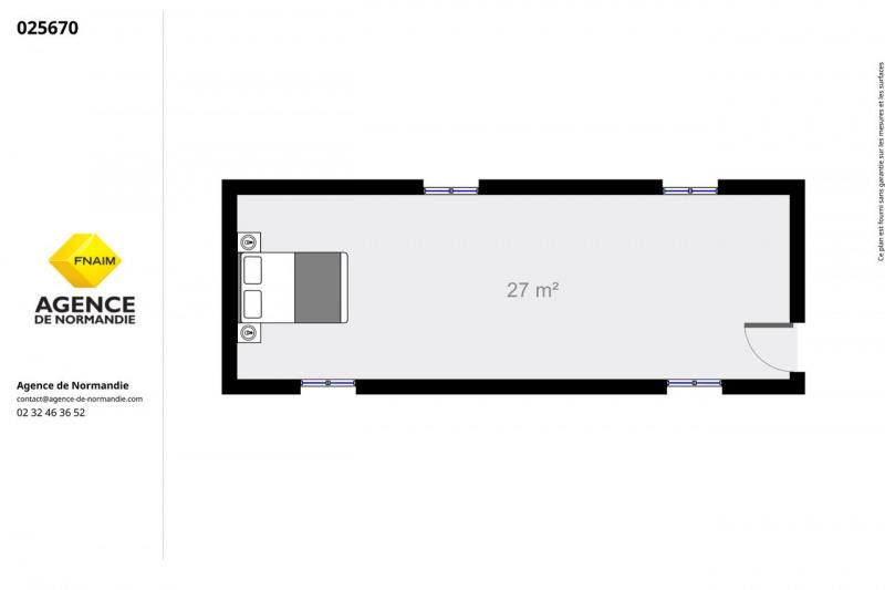 Sale house / villa Broglie 25000€ - Picture 7