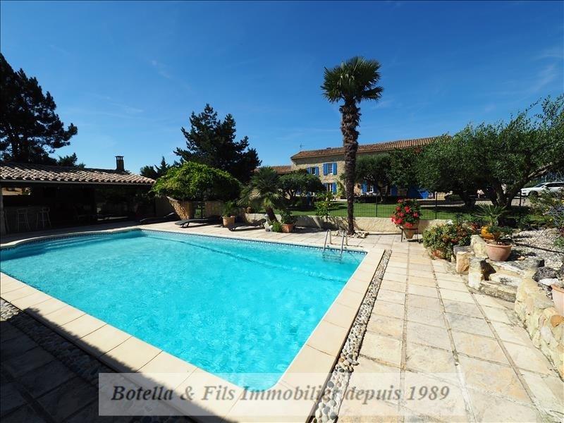 Immobile residenziali di prestigio casa Pont st esprit 558000€ - Fotografia 1